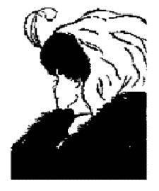 Dibujo mujer