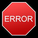 Franquicia: Contar errores