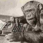 Un Mono con un cheque NO es un franquiciado