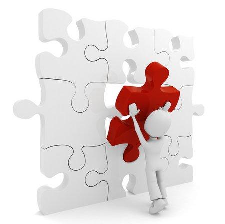 sacar del puzzle